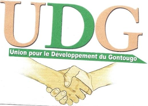 Logo et slogan du candidat