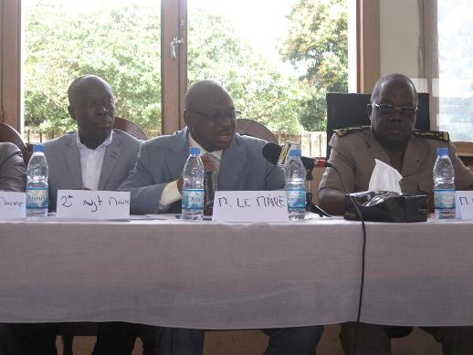 Koné Hiliassou a renforcé les capacités des collecteurs municipaux par un atelier